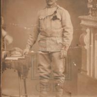 Valovec Daniel - austrougarski vojnik